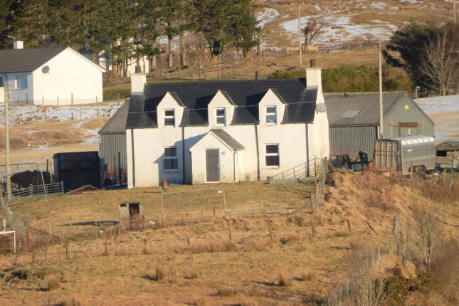 Thumbnail Detached house for sale in 26 Borve, Isle Of Skye