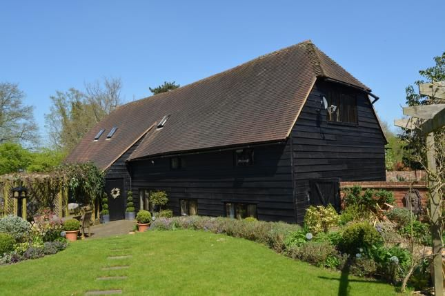 Thumbnail Barn conversion for sale in Hook, Hampshire