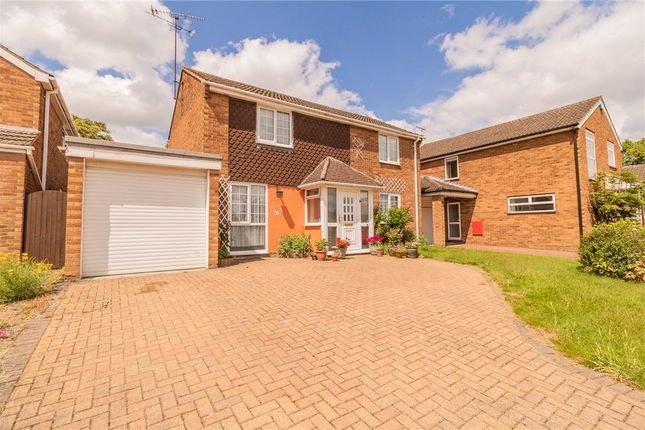 Thumbnail Detached house for sale in Tippings Lane, Woodley, Reading