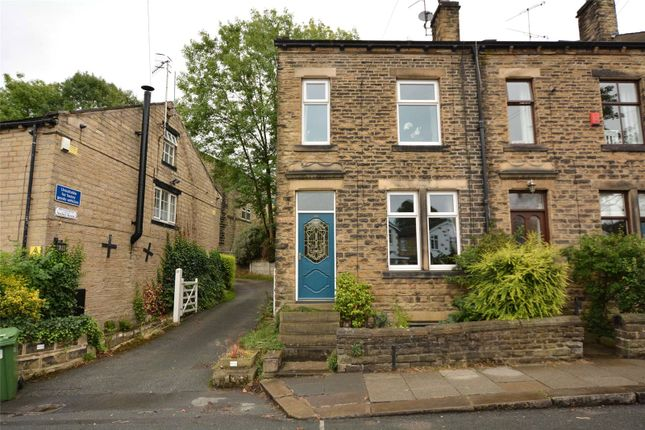 Thumbnail Terraced house for sale in Bagley Lane, Farsley, Pudsey, West Yorkshire