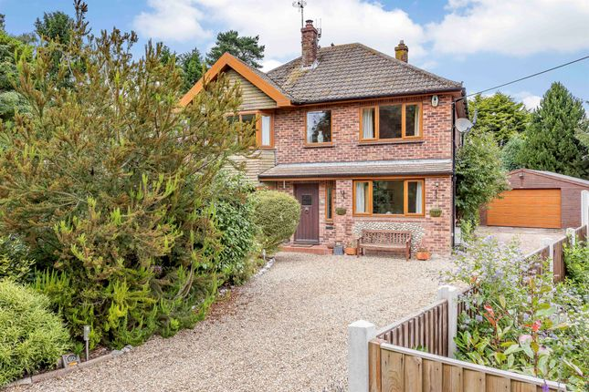 Thumbnail Detached house for sale in Pineheath Road, High Kelling, Holt