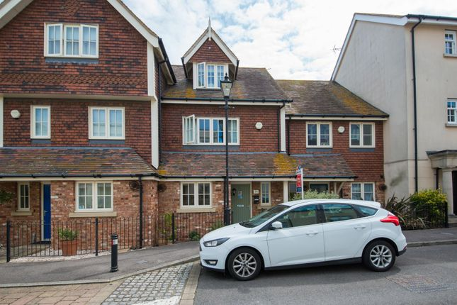 Thumbnail Terraced house to rent in St. Augustines Park, Westgate-On-Sea