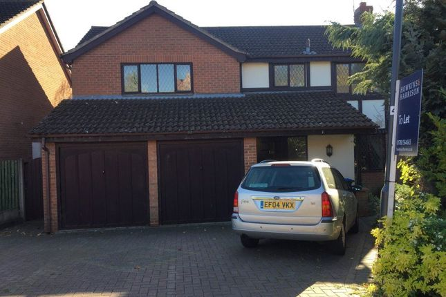 Thumbnail Property to rent in Orchid Way, Rugby