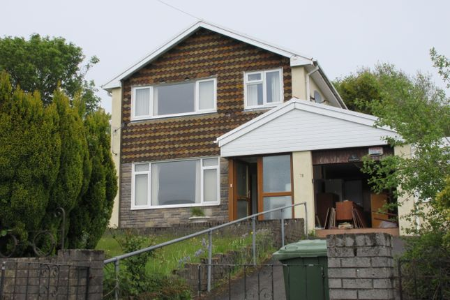 Thumbnail Detached house for sale in Pen-Y-Cwm, Abertysswg
