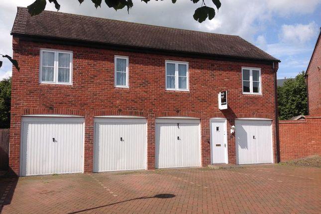 Thumbnail Flat to rent in Stocking Park Road, Lightmoor, Telford, Shropshire.