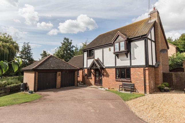 Thumbnail Detached house for sale in Waterloo Way, Irthlingborough, Wellingborough