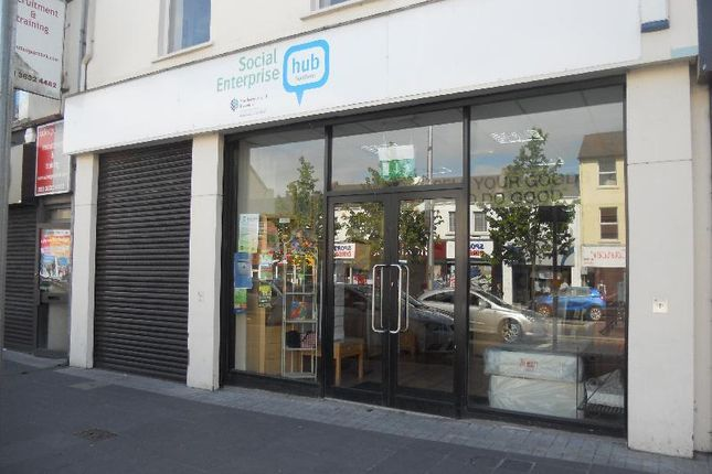 Thumbnail Retail premises to let in 45 Market Street, Lurgan, County Armagh