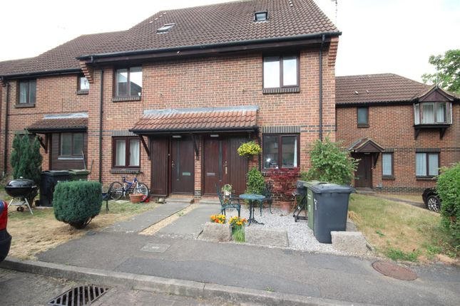 Thumbnail Maisonette for sale in Weybrook Drive, Burpham, Guildford