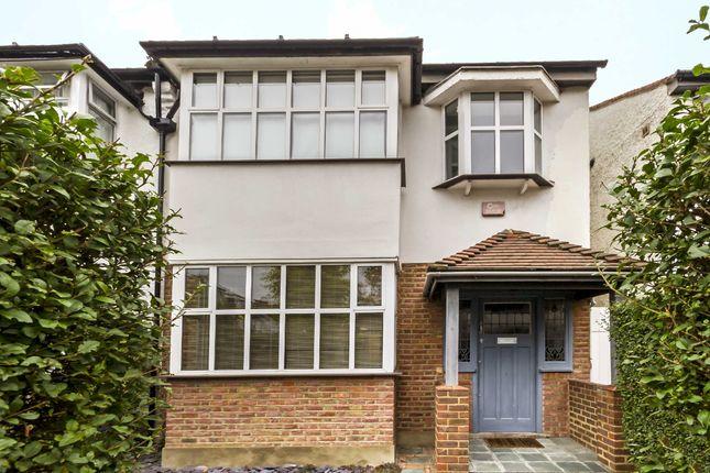 Thumbnail Semi-detached house for sale in Vanbrugh Road, London