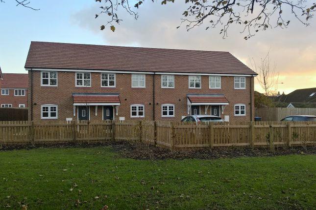 Thumbnail End terrace house for sale in Stubbins Lane, Claughton-On-Brock, Lancashire
