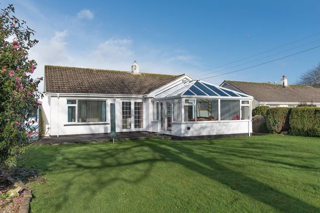 Thumbnail Bungalow for sale in Penventon, Redruth