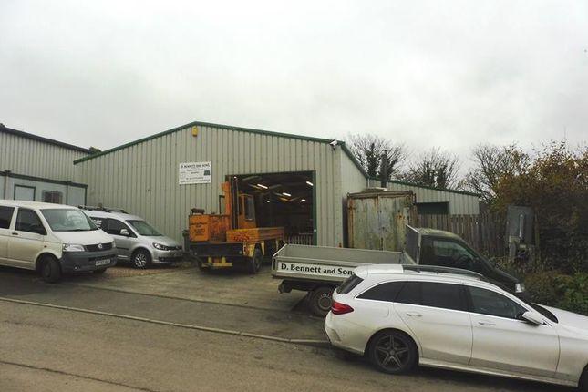 Thumbnail Light industrial for sale in Unit 8 Miller Business Park, Station Road, Liskeard, Cornwall