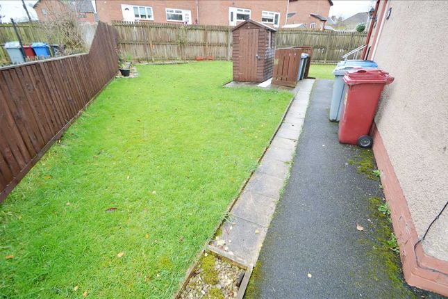 Garden of Wallace Place, Blantyre, Glasgow G72
