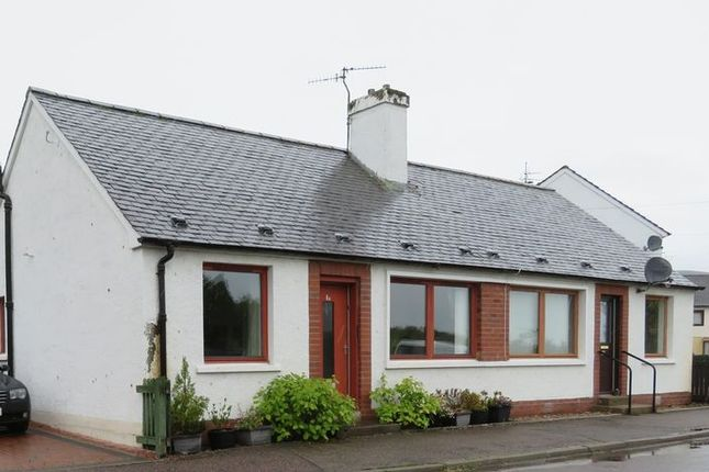 Thumbnail Semi-detached bungalow for sale in Old River Road, Dingwall