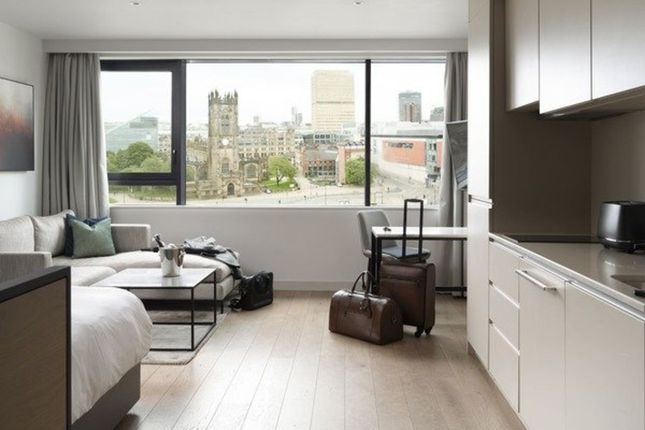 Studio to rent in Chapel Street, Manchester M3