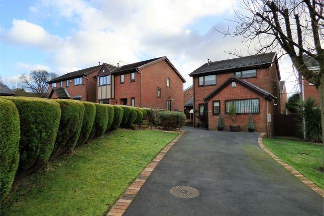 3 bed detached house for sale in Leacroft, Lower Darwen, Darwen, Lancashire
