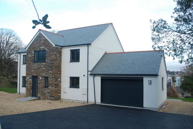 Thumbnail Detached house for sale in Edgcumbe Road, St. Austell