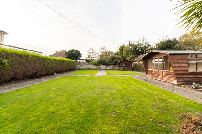 Thumbnail Detached bungalow for sale in Rectory Road, Hadleigh