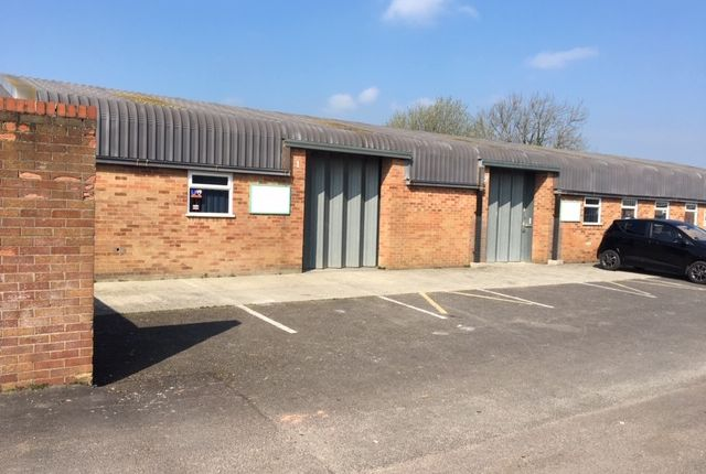 Thumbnail Light industrial to let in Maundrell Road, Calne
