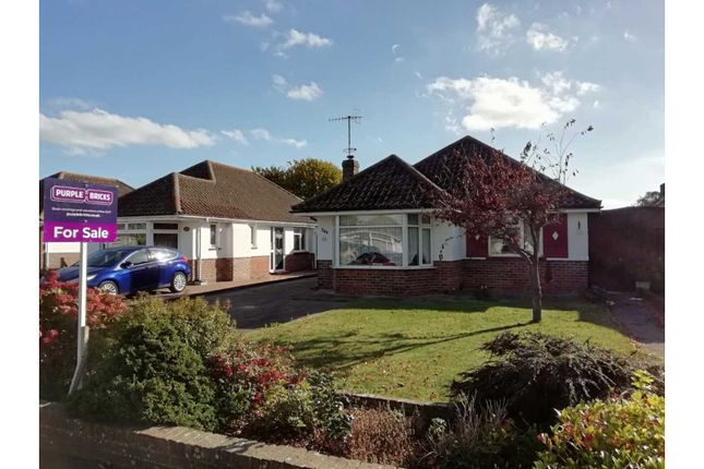 Thumbnail Detached bungalow for sale in Goring Way, Worthing