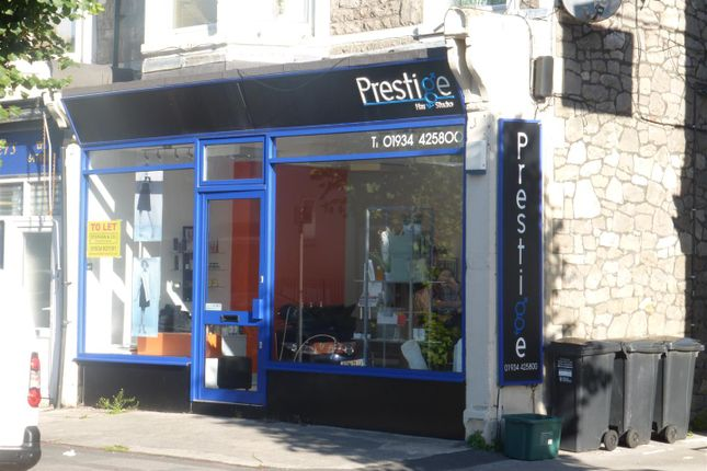 Retail premises for sale in Severn Road, Weston-Super-Mare