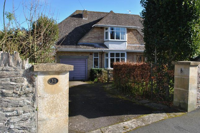 Thumbnail Detached house for sale in Mount Nebo, Taunton