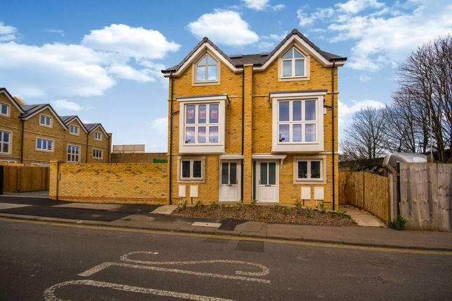 Thumbnail End terrace house for sale in Nightingale Grove, Hither Green