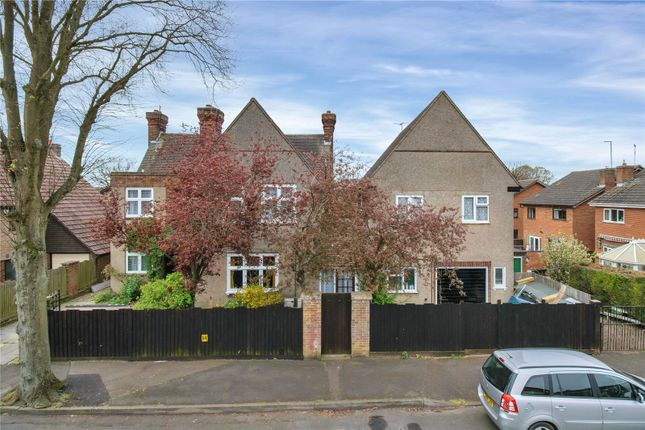 Thumbnail Detached house for sale in Shakespeare Road, Kettering