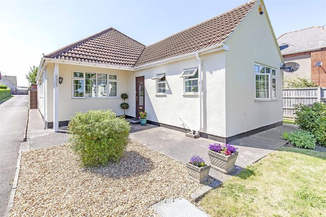 Thumbnail Detached bungalow for sale in Stretton Road, Clay Cross, Chesterfield