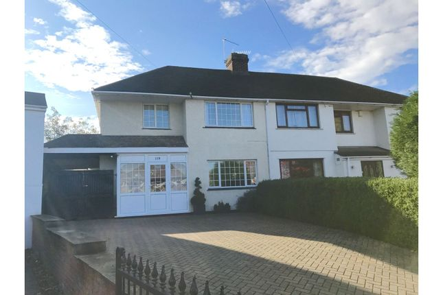 Thumbnail Semi-detached house for sale in High Road, Dartford