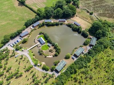Thumbnail Leisure/hospitality for sale in Orchard Lakes, Hatherleigh Road, Winkleigh, Devon