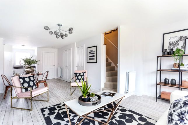 Thumbnail Terraced house for sale in Hyde End Road, Shinfield, Berkshire