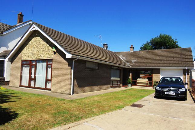 Thumbnail Detached bungalow for sale in St. Annes Avenue, Penarth