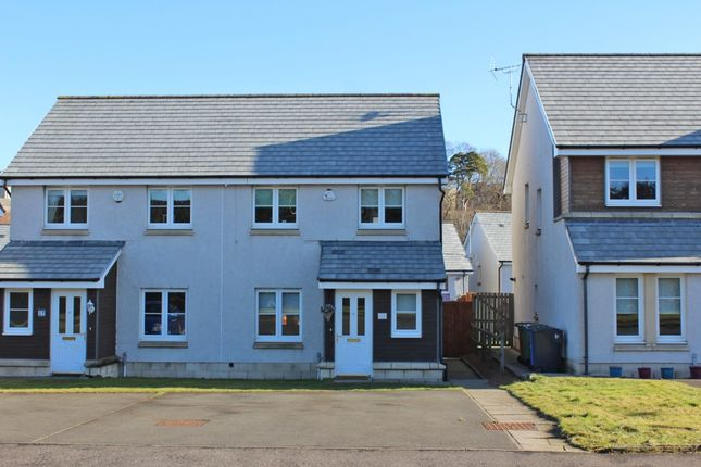 Thumbnail Semi-detached house to rent in Wordie Road, Stirling