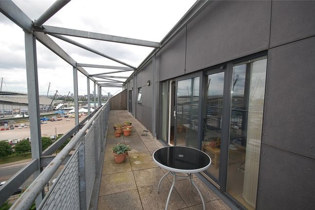 Thumbnail Flat for sale in The Waterfront, The Cube, Manchester