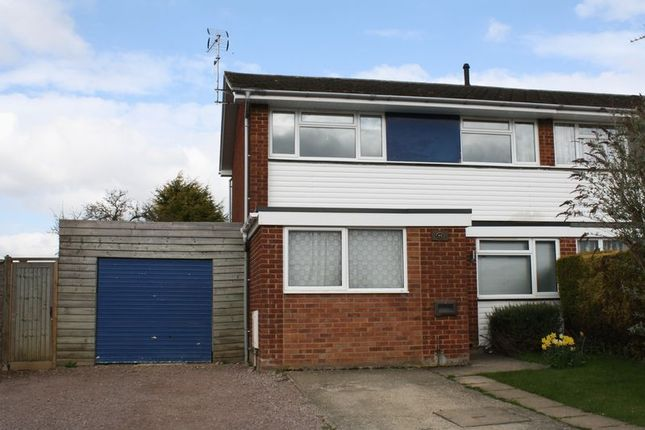 Thumbnail Semi-detached house to rent in Glynswood, Chinnor