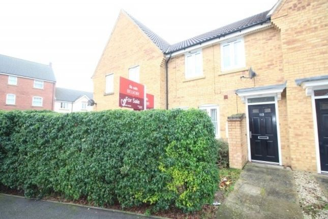 Thumbnail Town house to rent in Hudson Way, Grantham