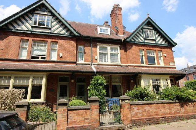 Thumbnail Terraced house for sale in Spencer Avenue, Leek, Staffordshire