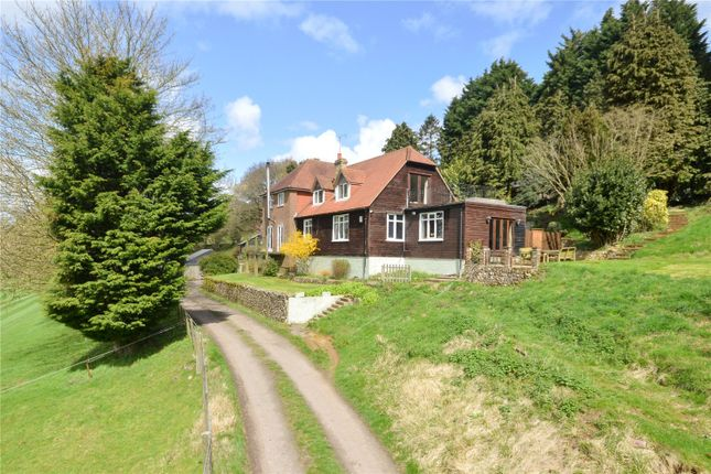 Thumbnail Detached house for sale in Hastingleigh, Ashford, Kent