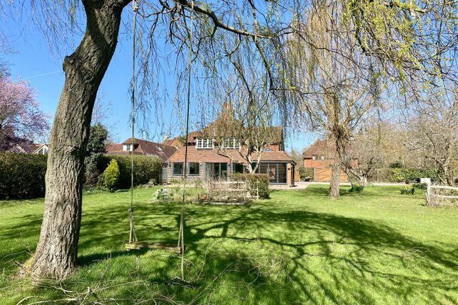 Thumbnail Detached house for sale in Main Road, Crockham Hill, Edenbridge