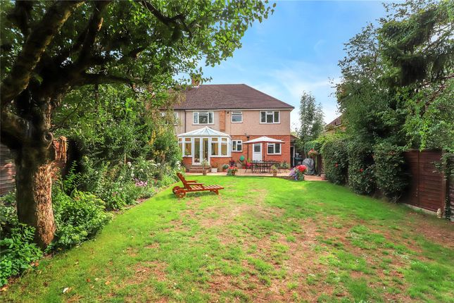 Thumbnail Semi-detached house for sale in Gallows Hill Lane, Abbots Langley