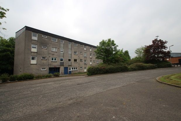 Thumbnail Flat to rent in Glenacre Road, Cumbernauld, Glasgow