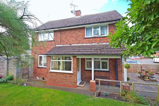 Thumbnail Semi-detached house for sale in Wharrington Close, Greenlands, Redditch, Worcestershire