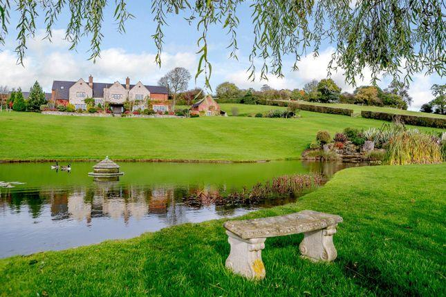Thumbnail Property for sale in Agnes Meadow Lane, Offcote, Kniveton, Ashbourne, Derbyshire