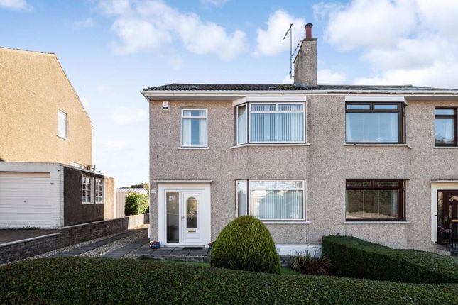 Thumbnail Semi-detached house for sale in Lochmaddy Avenue, Muirend