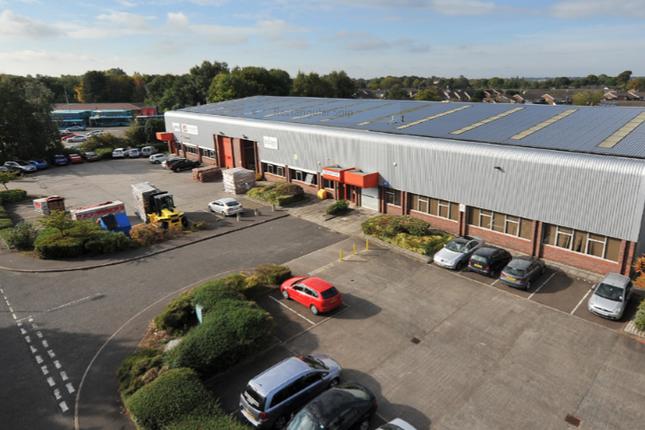 Thumbnail Industrial to let in Unit Southmoor Park, Greeba Road, Wythenshawe
