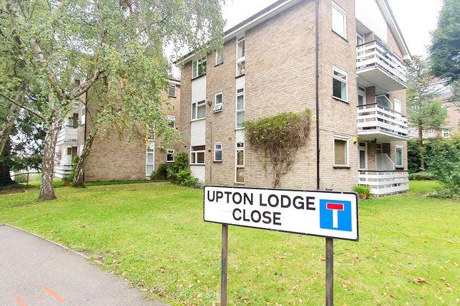 Thumbnail Flat to rent in Upton Lodge Close, Bushey