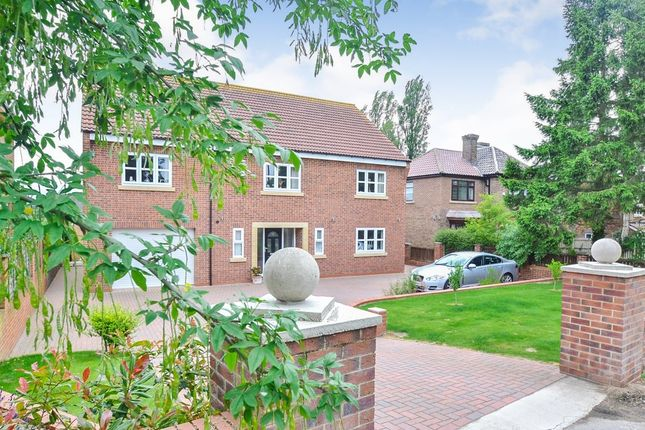 Thumbnail Detached house for sale in Dixons Bank, Marton-In-Cleveland, Middlesbrough