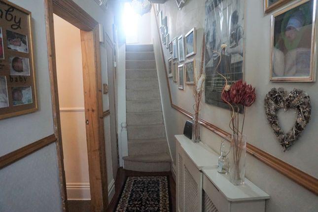 Hallway of Spring Bank West, Hull HU3
