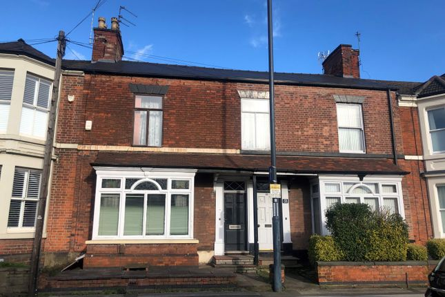 Thumbnail Shared accommodation to rent in Duffield Road, Derby